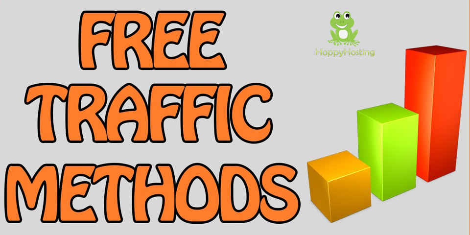 Ways to Get Free Traffic To Your Blog